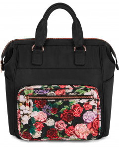 Previjalna Torba - Cybex Priam - FASHION  - Blossom Dark