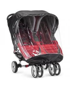 Dežna Prevleka za Voziček Baby Jogger - City Mini Double
