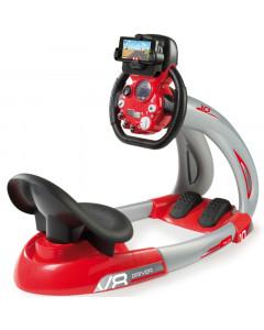 Simulator vožnje V8 z volanom - 370206 - Smoby