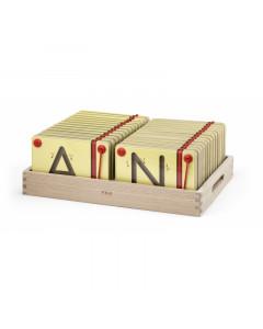 Lesena Igrača - Magnetna Plošča za učenje Pisanja - 50337 - Viga Toys