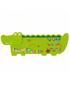 Lesena Igrača - Tabla Krokodil - 50469 - Viga Toys