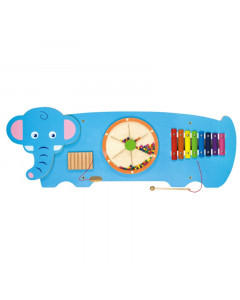 Lesena Igrača - Slon - 50472 - Viga Toys