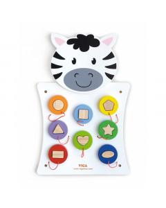Lesena Igrača - Zebra - 50681 - Viga Toys