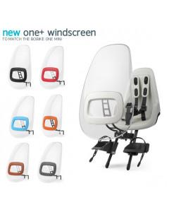 Prednja Vetrobranska Zaščita za Kolesarski Sedež Bobike One Mini