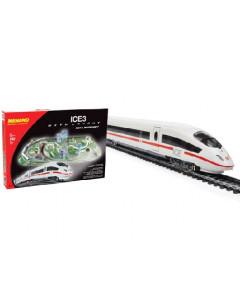 Potniški Vlak - ICE3 z Maketo - T737