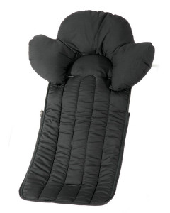 Zimska Vreča za Voziček Osann Beebop Črna Barva