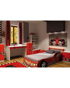 Otroška Soba Baggi z Dvo Delno Omaro - Formula