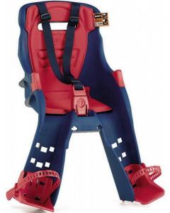 Otroški Kolesarski Sedež Osann OKBaby ORION modro-rdeča barva - RAZPRODAJA