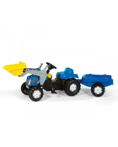 Traktor Rolly Toys New Holland TVT 190 - 023929