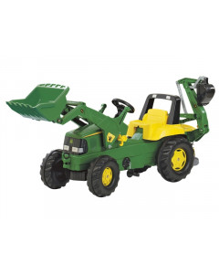 Bager Rolly Toys RollyJunior John Deere  - 811076