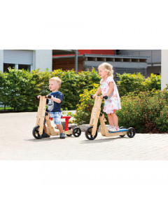 Skiro Lesen Geuther 2in1 Scooter - Red